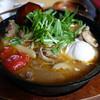 小さなフライパン - 料理写真:牛トロみそ鍋 イタリア風