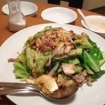紅蓉軒 - 春キャベツの野菜
