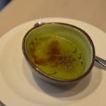オールデイダイニング ラジョウ - 宇治抹茶デザート