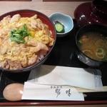勝味 - ・「熟成 親子丼(\800)」
