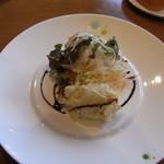 1677542 - 前菜マッシュポテト
