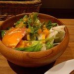 キッチン ククゥ - サラダ