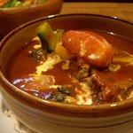 キッチン ククゥ - 本日のシチューは豚肉のシチュー