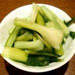 旬鮮酒場 Dank - せろり漬¥390 2013.1.11
