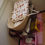 向日葵 - ク―ファンもあります。赤ちゃん連れでも安心です。