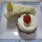 シャンテーコジマ - ☆ケーキ☆