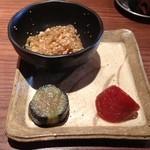 ナオライ - ランチ前菜