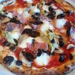 PIZZA SALVATORE CUOMO - 気まぐれピッツァ
