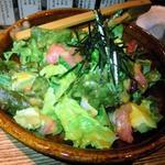 16776697 - 海鮮サラダ