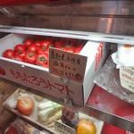 チポリーナ - 使ってる食材は、FBでも、紹介されてるようです。