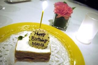 ラ・グランターブル ドゥ キタムラ - 誕生日プレート。♥。・゚♡゚ありがと~~~♪