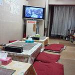 福寿 - お座敷席が3つあります