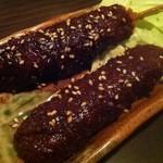 16778530 - 味噌串カツ