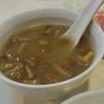 合掌 - 合掌定食スープ
