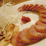 Yamaのuchi - 腸詰