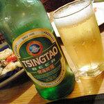 Yamaのuchi - チンタオビール