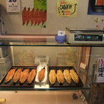 うなぎ 吉永 - 三角市場内です