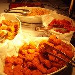1678966 - 夕食:揚げ物のコーナー