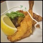 佐久ホテル - 料理写真:河豚の唐揚げ