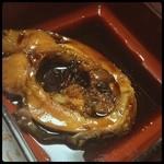 佐久ホテル - 料理写真:鯉の旨煮