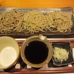 16780782 - 三色セイロ(鴨汁)