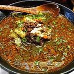 五味五香 - 黒坦々麺