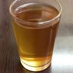 ノング インレイ - 3回目2013年1月12日 温かいお茶
