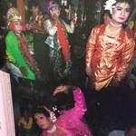 ノング インレイ - 3回目2013年1月12日 「ミャンマーの憧憬」※店内ではありません。