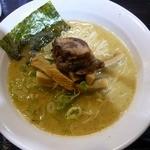 16782840 - 参鶏湯麺(塩)