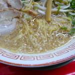 16783668 - 麺とスープ