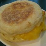 16784399 - エッグチーズマフィン