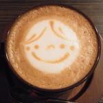 roku cafe - カフェラテ 550円