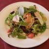 セルポワブル - 料理写真:お魚、お肉の盛り合わせのサラダ
