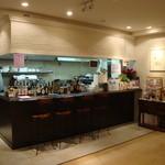 カフェ・ソニード - カウンター席もありますので、一人の方も大歓迎!