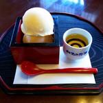 16787800 - 清酒アイスクリーム(650円)