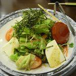 16791444 - 豆腐サラダ[577円]