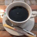 キリン堂  - 平日ランチ ホットコーヒー