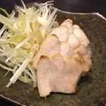 元咲 - ゆで豚