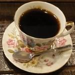 カフェ スマイル - ブレンドコーヒー400円 ※樽珈屋の豆を使用