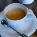 レポサド - 食後のコーヒー