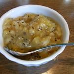 レポサド - デザート フルーツのシロップ漬け