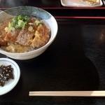 丹後屋 - カツ丼