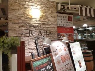 Osteria UVA RARA 横浜 - 横浜ジョイナスB2階