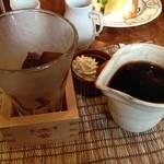 16796967 - 仕込み水の水出しカフェ