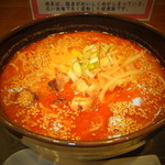 どさん粉 麺や 凡 - 辛みそラーメン 630円  【 2013年1月 】
