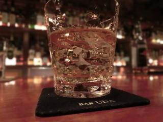 BAR UDA - ■2012年最後の酒はグレンリベット。