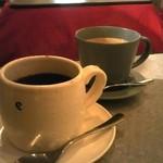 エポケカフェ - コーヒーとカフェオレ