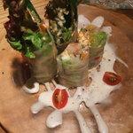 カフェトランドゥ - 宴会のコース料理
