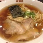 幸楽苑 - 定番醤油ラーメン