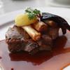 レストランDon - 料理写真:マグロのステーキ